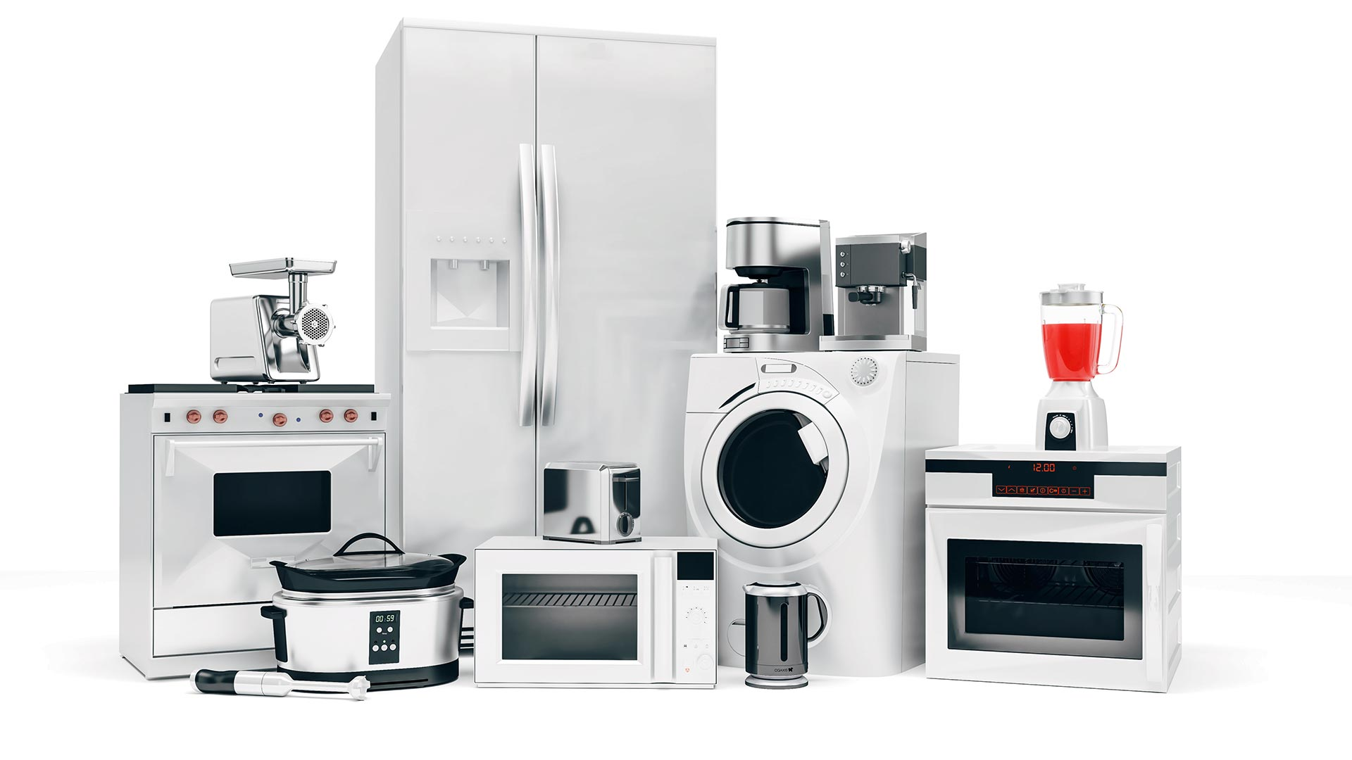 home appliances store