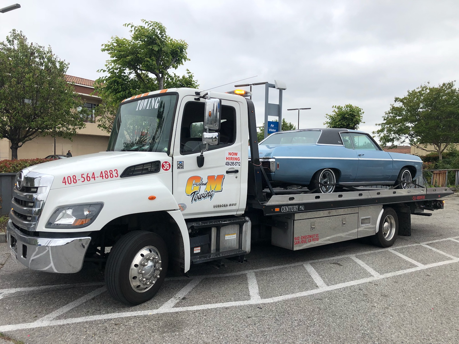 Towing Services Can Be Great Aid in Emergency