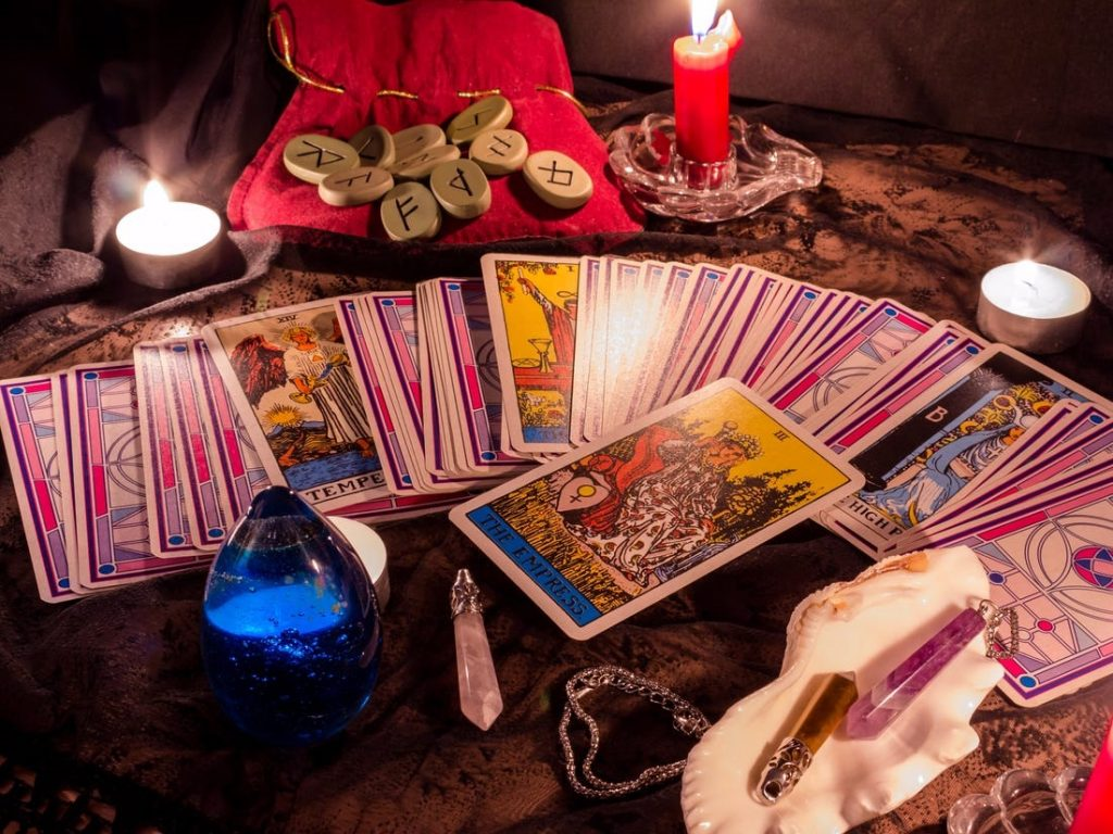Real Psychic Reading